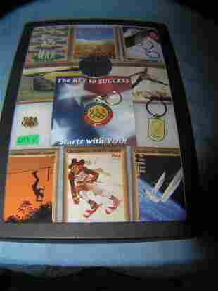 US Olympic pins, key chains and collector cards