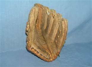 Tom Seaver vintage Spalding baseball glove