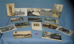 Collection of photo themed post cards