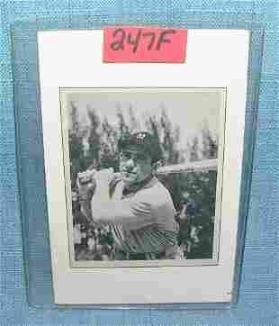 Yogi Berra Bowman reprint Baseball card
