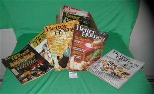 Vintage estate magazines Better Homes and Gardens