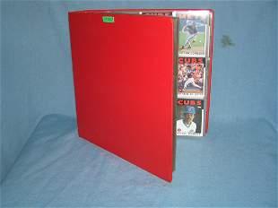 Huge collection of vintage baseball cards