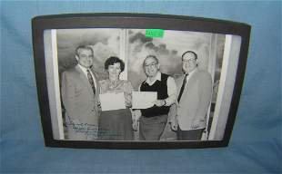 Tom Gulotta political autographed photo
