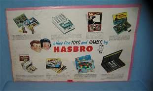 Hasbro Toys advertising store display billboard