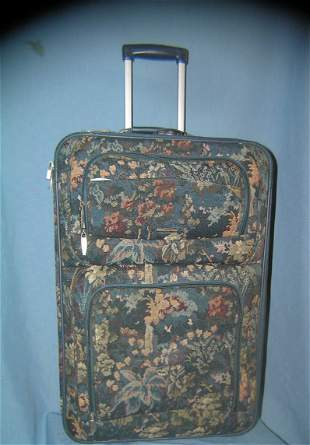 Pierre Cardin modern travel luggage case