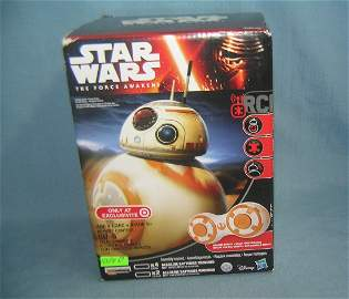 Star Wars remote control BB-8  AP enabled droid