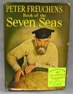Peter Freuch's book of the seven seas