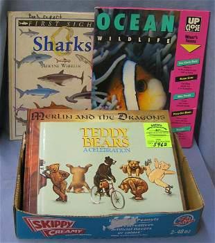 Group of vintage children's books