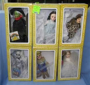Wizard of Oz 12 inch doll set by Effanbee