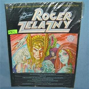 The illustrated Roger Zelazny by Baronoet
