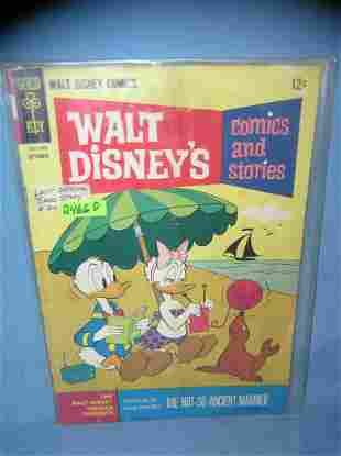 Disney Comics and Stories 12 cent comic book