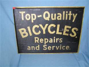 Top quality bicycles repairs and service retro style