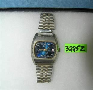 Bolivio electra space style men's wrist watch