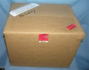 Moving and Storage Company mystery box lot