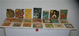 Large collection of vintage children's books and more