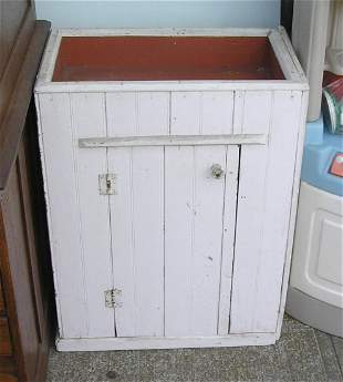 Antique dry sink circa early 1900's