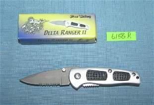 Delta Ranger pocket knife