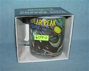 Zombies collectible coffee mug mint in box