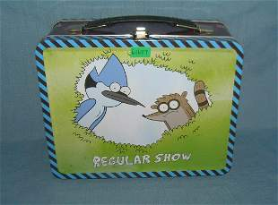 All tin cartoon Network lunch box