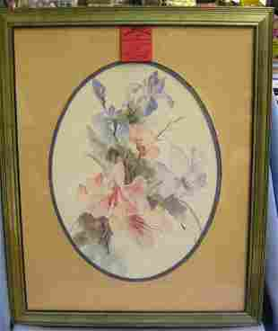 Spring bouquet of flowers by Debbie Hark
