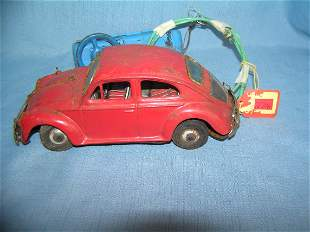 All tin Volkswagon battery operated toy circa 1960's