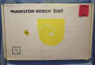 Hamilton beach electric knife and board set