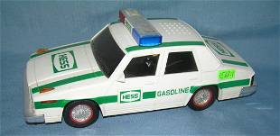 Vintage HESS gasoline truck