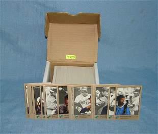 1992 Studio baseball card set