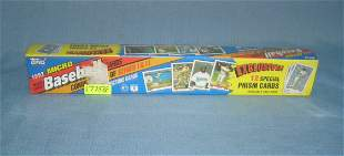 1993 Topps factory sealed Micro baseball card set