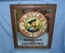 Early 1900's player's Navy cut original tobacco