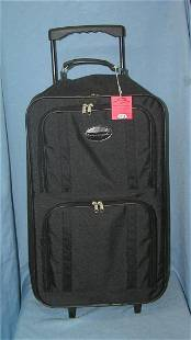 Concourse wheeled and handled suit case