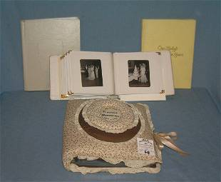 Group of photo albums