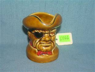 Lord Nelson Pottery of England Toby mug