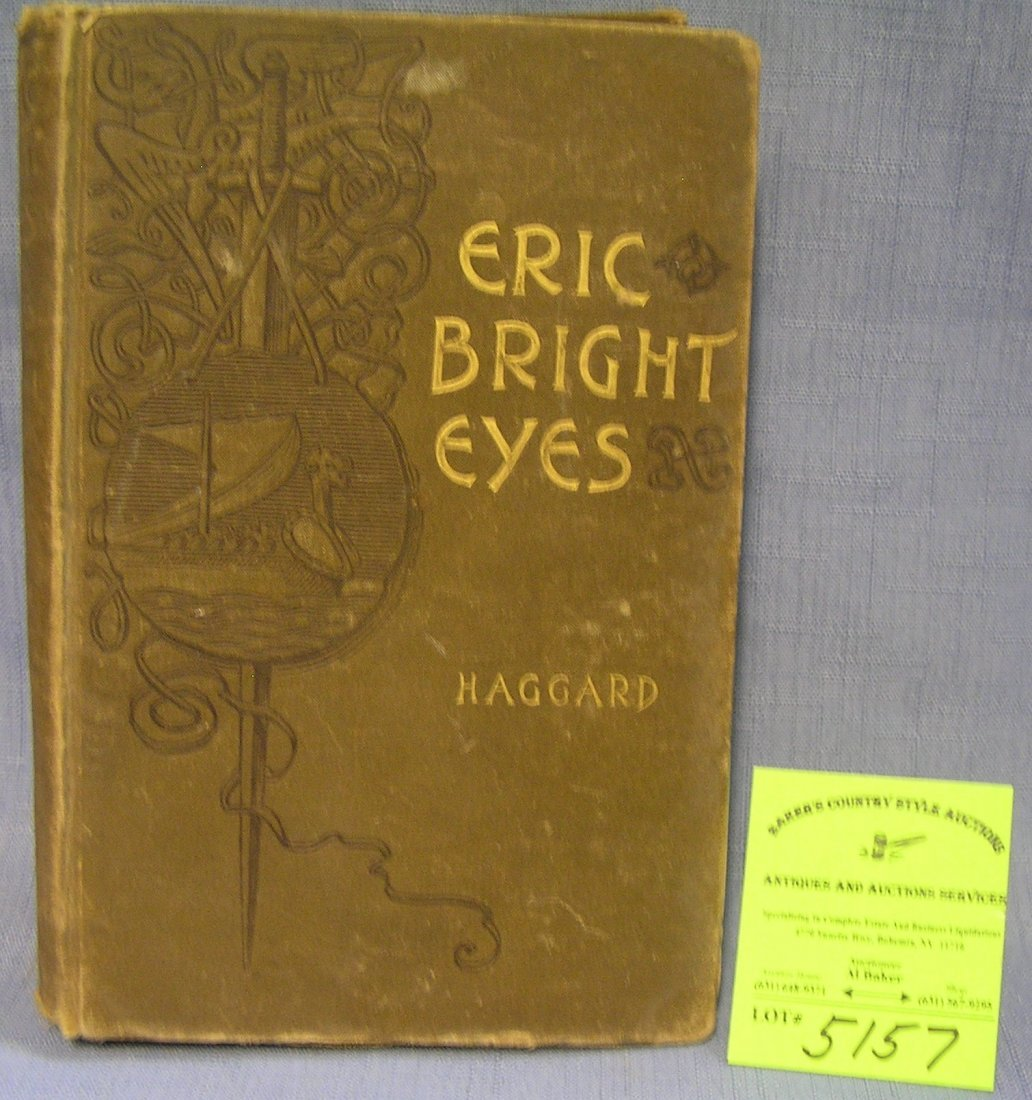 Epic Bright Eyes by Haggard