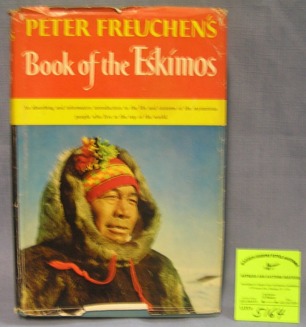 Peter Freuch's book of the Eskimos
