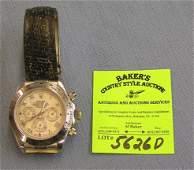 Qulity Rolex copy Gentleman's wristwatch