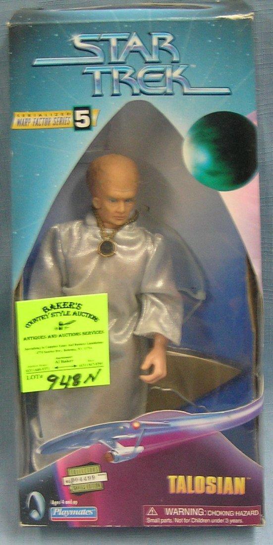 Vintage Star Trek Talosain action figure