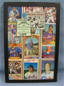Collection of vintage NY Mets baseball cards