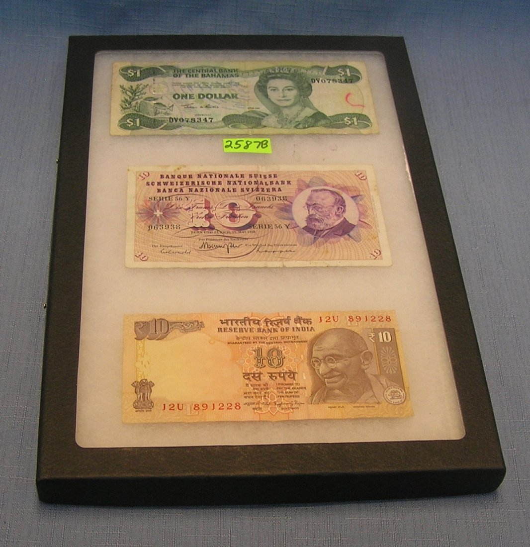 Group of world currency