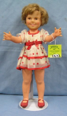 Vintage Shirley Temple Doll By Ideal Toys