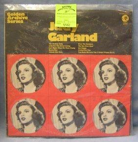 Vintage Judy Garland Record Album