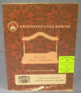 Pennsylvania House American Furniture Catalog