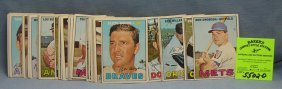 Group Of Vintage 1967 Topps Baseball Cards