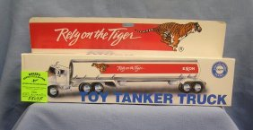 Exxon Toy Tanker Truck