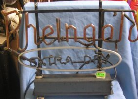 Early Rheingold Extra Dry Neon Beer Sign