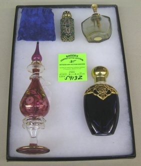 Quality Perfume Bottles And Applicators