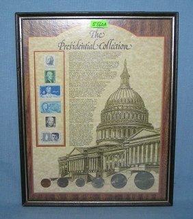 Presendial Coin Collection