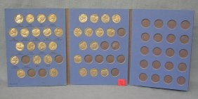 Jefferson Nickel Collection 1960's To 1980's