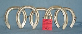 Collection Of Horse Shoes