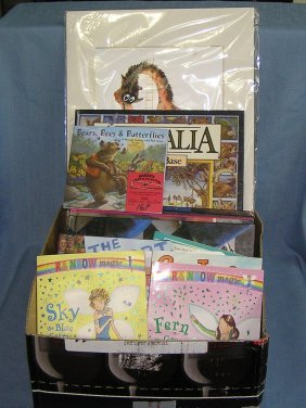 Box Full Of Children's Books